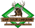 Camp Taylor Campground Home page